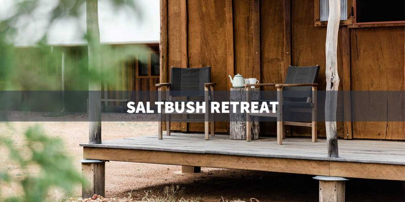 saltbush retreat accommodation