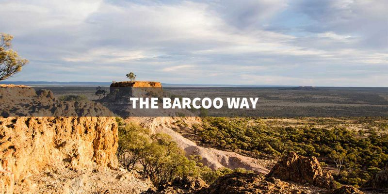 the barcoo way self drive