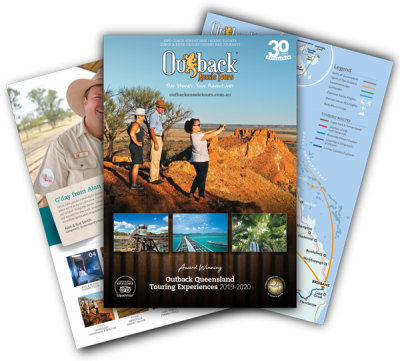 outback aussie tours brochure for 2019