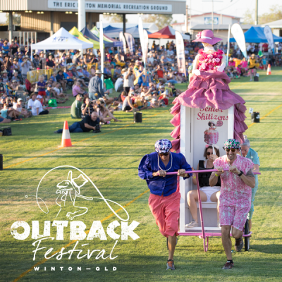 Outback Festival in Winton